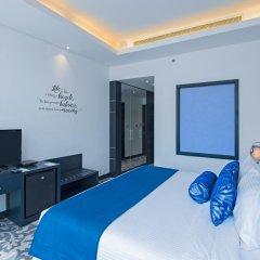 Signature 1 Hotel Tecom 4* Стандартный номер с различными типами кроватей фото 2