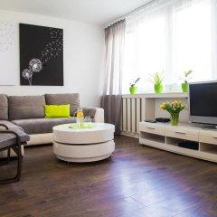 Апартаменты Plac Teatralny Imaginea City Apartments Варшава комната для гостей фото 5
