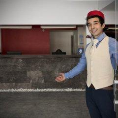 Hotel Senorial интерьер отеля фото 2