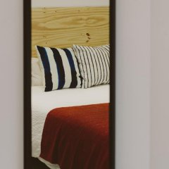 Отель Off Beat Guesthouse 2* Стандартный номер с двуспальной кроватью (общая ванная комната) фото 20