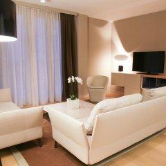 Отель Worldhotel Cristoforo Colombo 4* Люкс с различными типами кроватей фото 8