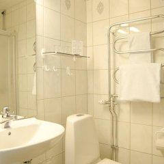 Отель Sunderby Folkhögskola Hotell & Konferens 3* Стандартный номер с различными типами кроватей