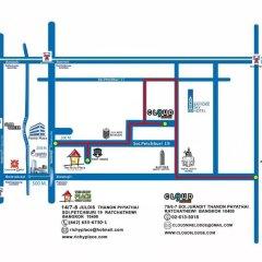 Отель Cloud Nine Lodge Бангкок городской автобус