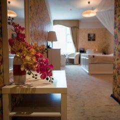 Гостиница Novahoff спа курорт 3* Полулюкс с различными типами кроватей фото 4