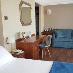 Отель Cicerone 4* Стандартный номер с различными типами кроватей фото 10