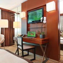 Отель JW Marriott Cannes 5* Стандартный номер с различными типами кроватей фото 3