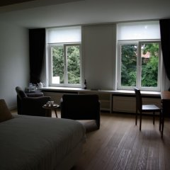 Отель B&B Huyze Weyne 2* Улучшенный люкс с различными типами кроватей фото 2