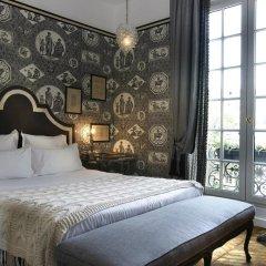 Отель Saint James Paris 5* Стандартный номер с различными типами кроватей фото 9