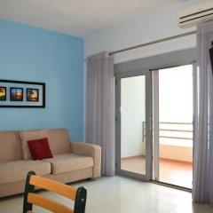 Отель Portafortuna Apartments Албания, Саранда - отзывы, цены и фото номеров - забронировать отель Portafortuna Apartments онлайн комната для гостей фото 4