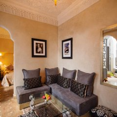 Отель Ночлег и завтрак Riad Star Марокко, Марракеш - отзывы, цены и фото номеров - забронировать отель Ночлег и завтрак Riad Star онлайн интерьер отеля фото 3