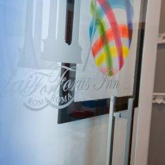 Отель Relais Forus Inn балкон