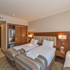 Отель BEKDAS DELUXE 4* Стандартный семейный номер с двуспальной кроватью фото 10