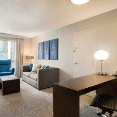 Отель Hilton Suites Chicago/Magnificent Mile комната для гостей фото 2