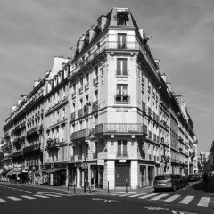Hotel Du Bresil Париж развлечения
