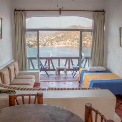 Отель Villas El Morro 2* Люкс с различными типами кроватей фото 9