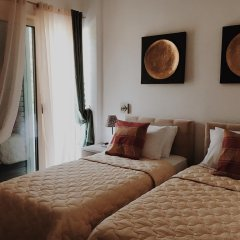 Hotel Relax Dhermi комната для гостей фото 5