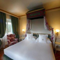 Отель Villa Cora 5* Стандартный номер с различными типами кроватей фото 2