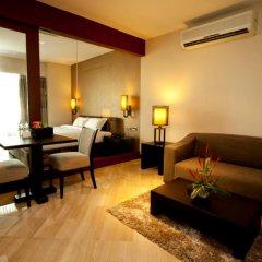 Отель Pietra Ratchadapisek Bangkok Таиланд, Бангкок - отзывы, цены и фото номеров - забронировать отель Pietra Ratchadapisek Bangkok онлайн комната для гостей фото 5