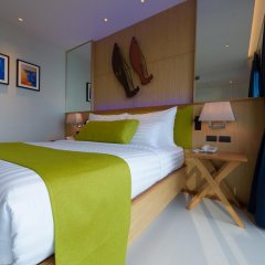 Отель Deep Blue Z10 Pattaya Стандартный номер с различными типами кроватей фото 4