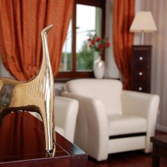 Отель SleepWalker Boutique Suites 3* Номер Делюкс с двуспальной кроватью фото 8