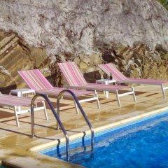 Отель Quinta do Fôjo Ламего бассейн