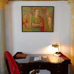 Отель San Román de Escalante 4* Улучшенный номер с различными типами кроватей фото 19