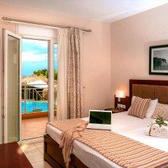 Potos Hotel 3* Стандартный номер с различными типами кроватей фото 3