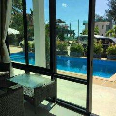 Отель Khung Wimarn Beach Home бассейн фото 2