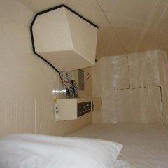 Tokyo Kiba Hotel Капсульный номер Single с различными типами кроватей фото 10