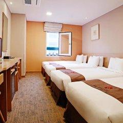HOTEL SKYPARK Myeongdong III 3* Стандартный номер с различными типами кроватей фото 5