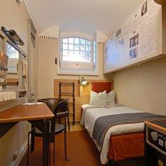 Отель Långholmen Hotell 3* Стандартный номер с различными типами кроватей