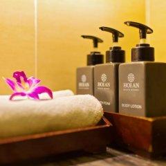 Отель Hoi An Beach Resort 4* Улучшенный номер с различными типами кроватей