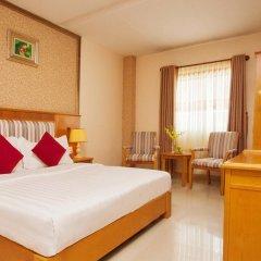 Cherry Hotel 2* Номер Делюкс с различными типами кроватей фото 3