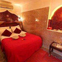 Отель Riad Zehar 3* Стандартный номер с различными типами кроватей фото 4