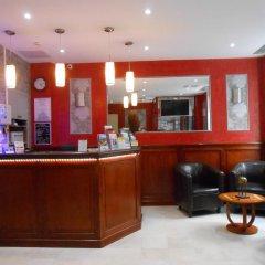 Отель De Paris Montmartre Париж гостиничный бар