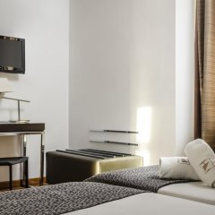 Отель Eurostars Roma Aeterna 4* Стандартный номер с различными типами кроватей фото 4