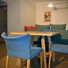 Апартаменты Athens Lotus Apartments питание