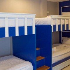 Отель The Secret Service Bed And Breakfast Номер Комфорт с различными типами кроватей