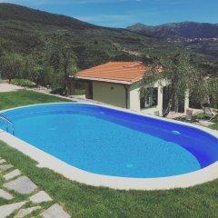 Отель Casa vacanze gli ulivi Италия, Боргомаро - отзывы, цены и фото номеров - забронировать отель Casa vacanze gli ulivi онлайн бассейн фото 2
