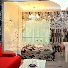 Отель Baltazaras 3* Улучшенный номер с различными типами кроватей фото 14
