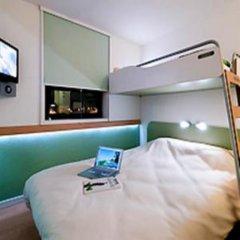 Отель ibis budget Nice Aeroport Promenade des Anglais 2* Стандартный номер с различными типами кроватей фото 15