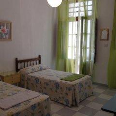 Отель Pensión Olympia 2* Стандартный номер с двуспальной кроватью (общая ванная комната) фото 25