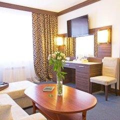 Президент Отель 4* Люкс с различными типами кроватей фото 11