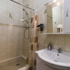Мини-отель МВ-отель Стандартный номер с 2 отдельными кроватями фото 10