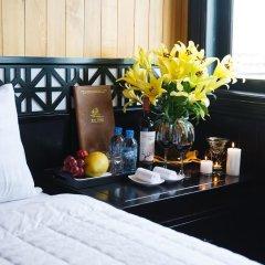 Отель Bai Tho Deluxe Junks 3* Номер Делюкс с различными типами кроватей фото 5