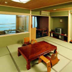 Umikaoru Yado Hotel New Matsumi Беппу балкон