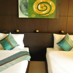 Regent Suvarnabhumi Hotel 3* Номер Делюкс с разными типами кроватей фото 5