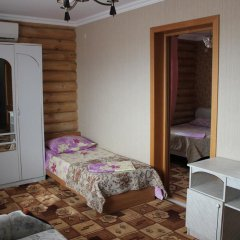 Гостиница Эко Дом удобства в номере фото 5