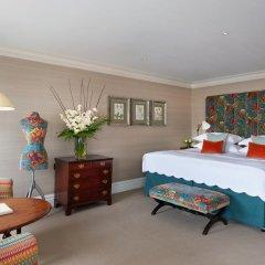 Отель The Pelham - Starhotels Collezione 5* Улучшенный номер с различными типами кроватей фото 2