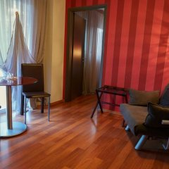 Отель Athens Habitat 3* Улучшенный номер с различными типами кроватей фото 2